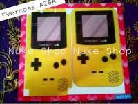 Garskin Handphone Evercross A28 A  custom gambar game boy