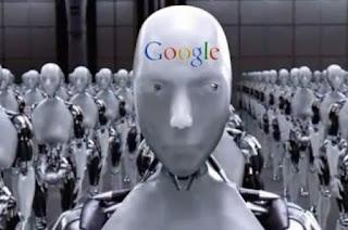 proyek google robot buruh pabrik