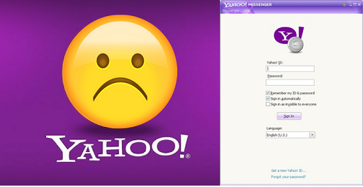 End of era: After 20 years Yahoo messenger is finally shutting down