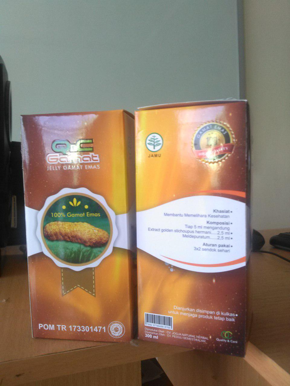 Obat Herbal Kanker Ganas Stadium 4 Jelly Gamat Walatra Qnc Jeli Emas Original Ampuh Merupakan Produk Minuman Kesehatan Unggulan Ptbijaksana Maju Utama Indonesia Yang Telah Terbukti Banyak Mengandung Khasiat