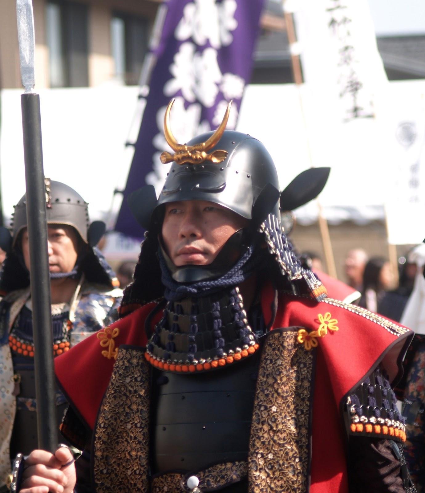 The Roving Ronin Report: Battle of Sekigahara Festival ...