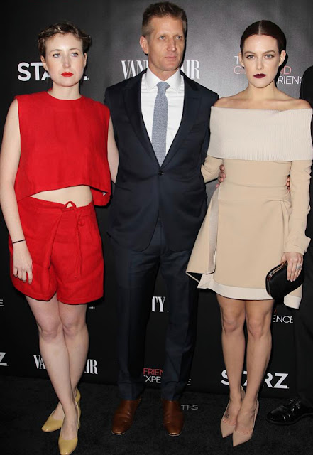 The Girlfriend Experience' NYC Premiere