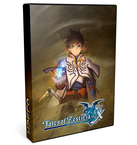 Tales of Zestiria the X 2 - Tales of Zestiria the X 2 | 13/13 | HD | Mega / 1fichier / Google