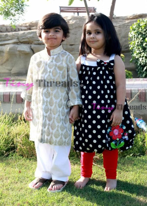 Tiny Threads Styish Kids-Childerns Springs-Summer Dresses ...