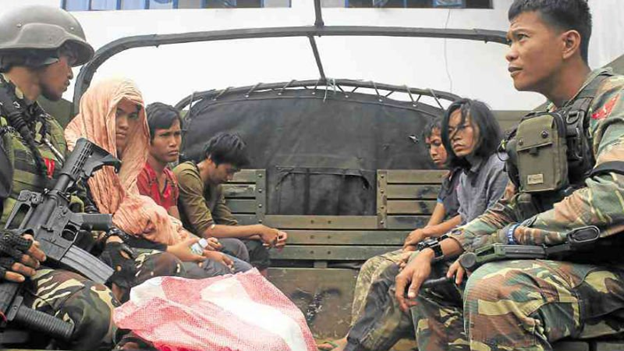 Terrorists raid Marawi City Jail in ten minutes
