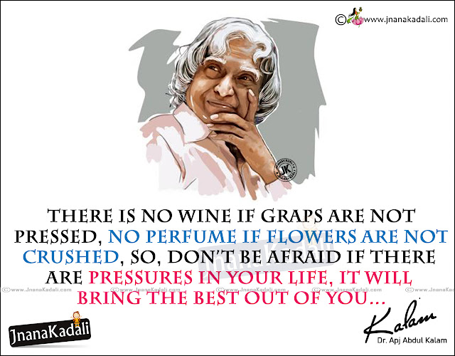motivational abdul kalam quotes in english, life winning thoughts in english by kalam