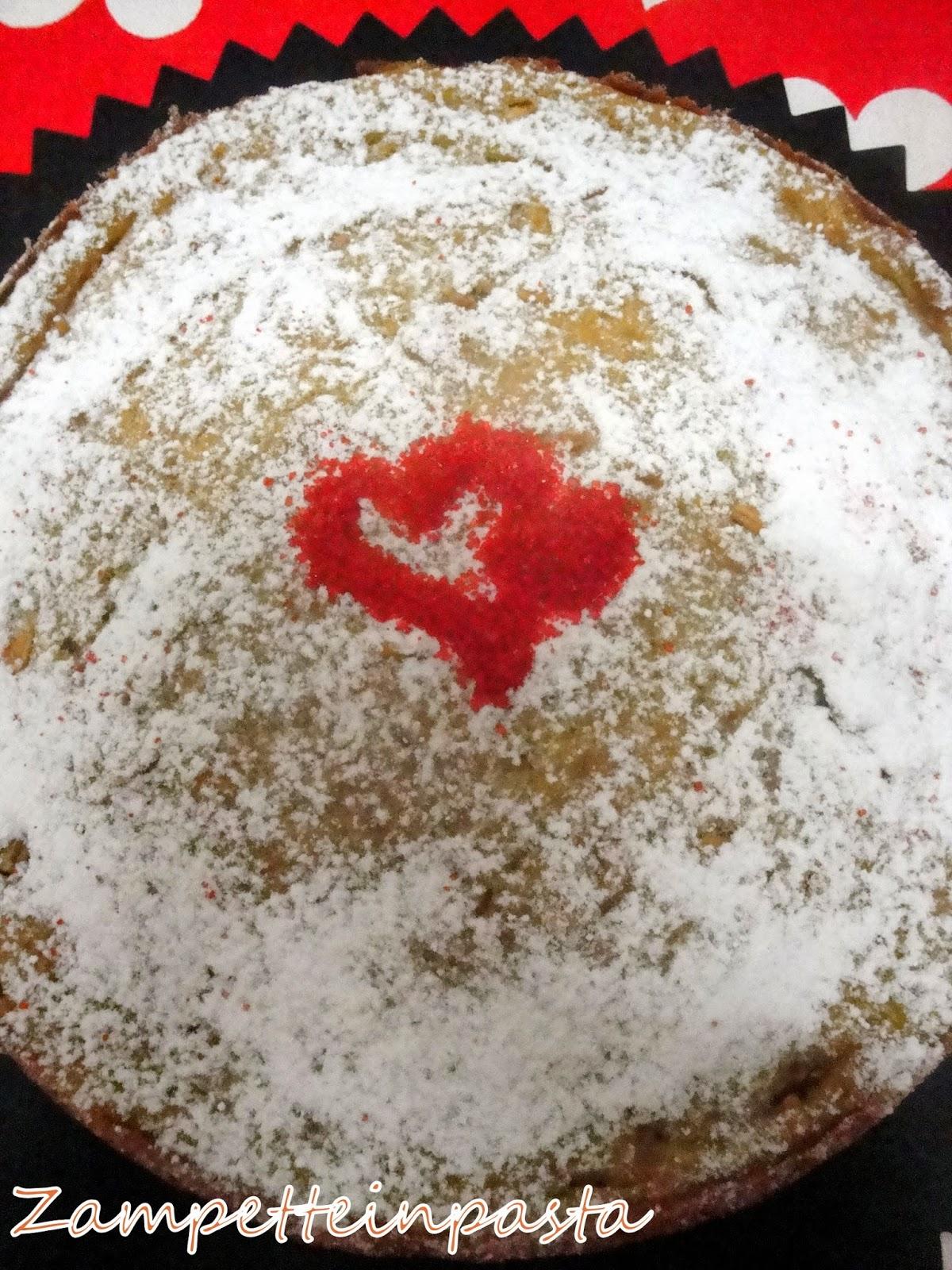 Torta di pane e latte - Ricette con il pane raffermo