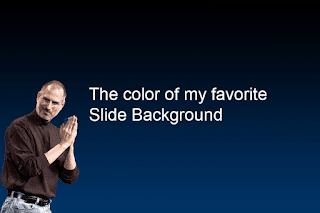 Rahasia presentasi yang sukses ala Steve Jobs