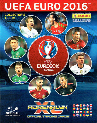 Adrenalyn Xl Uefa Euro 2016 France Datos Listados Fotos Panini One Woman Army Corp S Video Games