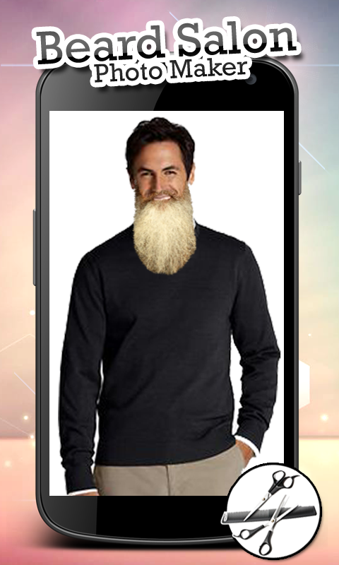Beard Booth Photo Editor Screenshot 1 6