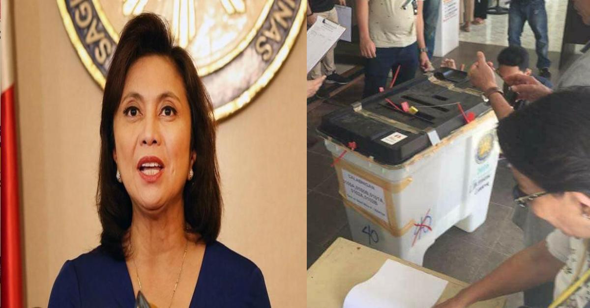 Local Cam-Sur election official debunks Robredo's alibi