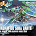 HGBF 1/144 Gundam Shia Qan[T] - Release Info, Box art and Official Images