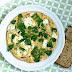 """Omelett mediterran mit Zucchini und Feta - """"Mein Frühstücksglück"""""""