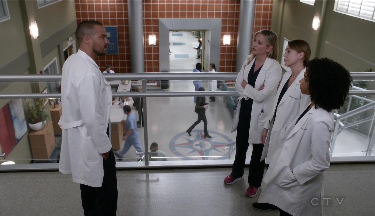 Grey's Anatomy 13x15