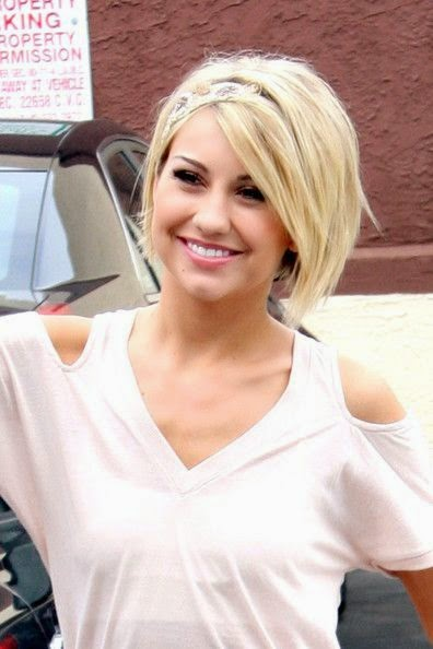 Pretty Medium Blonde Hairstyle   See more http://www.womensandmenshairstyle.net/