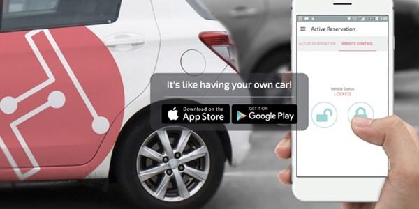 Aplikasi Rental Mobil Murah Terpercaya hipcar