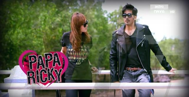 Papa Ricky Episod 08 - Tonton Online