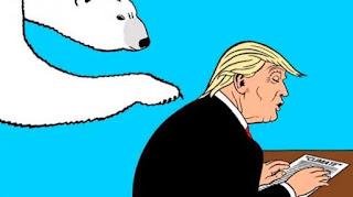 Οι πιο χαρακτηριστικές στιγμές του πρώτου έτους της προεδρίας Τραμπ
