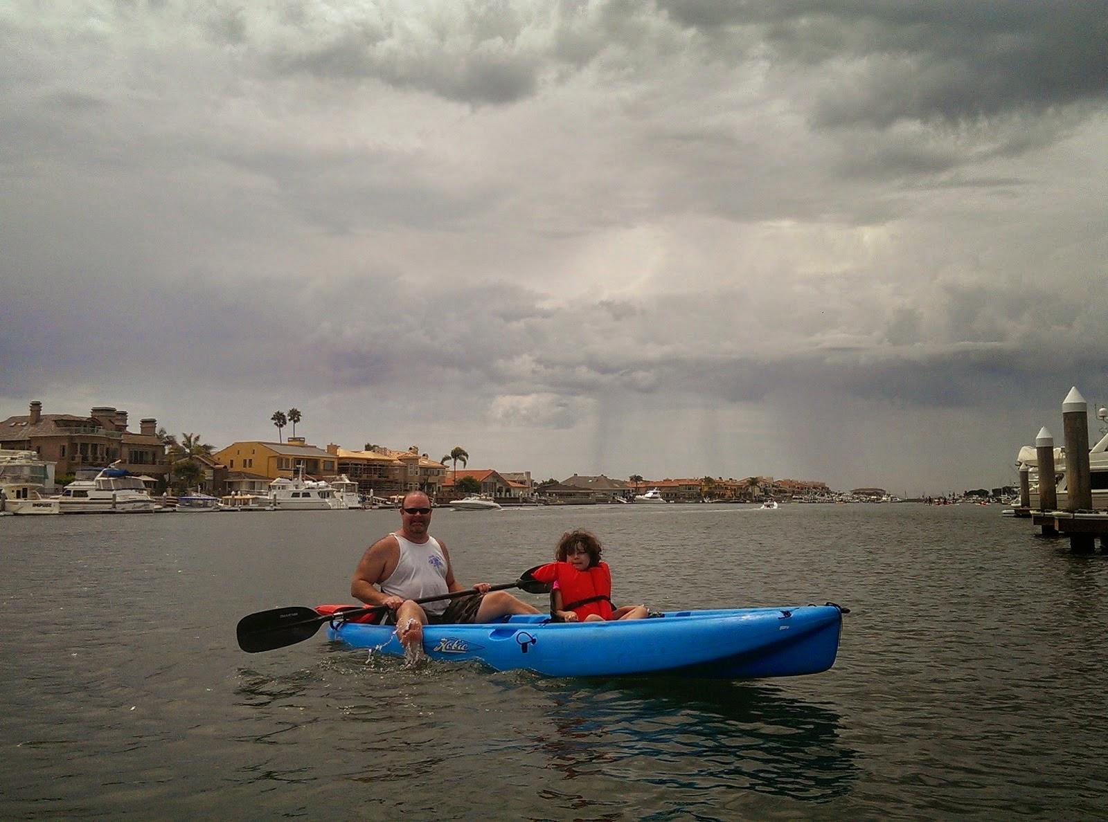 Kayaking, Stand Up Paddle Boarding, Swimming, Sunset Beach