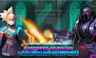 Crusaders Quest Apk v3.4.5.KG Mod God Mode & 1 Hit Kill Update