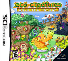 ROMs - Eco Creatures - Save the Forest - NDS - Download