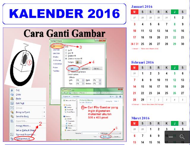 Unduh Aplikasi Pembuat Kalender Otomatis