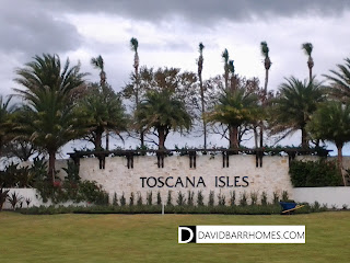 Toscana Isles New Homes Nokomis FL