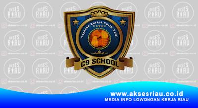 Lowongan Yayasan Berkat Kasih Puteri C9 School Pekanbaru April 2018