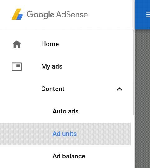 Click To ad unit