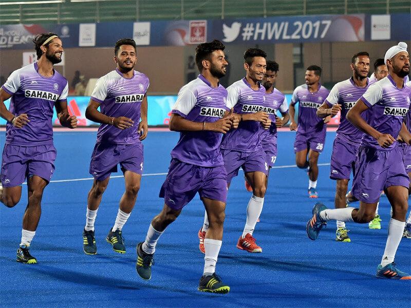Hockey World League Final; Indian Hockey Team