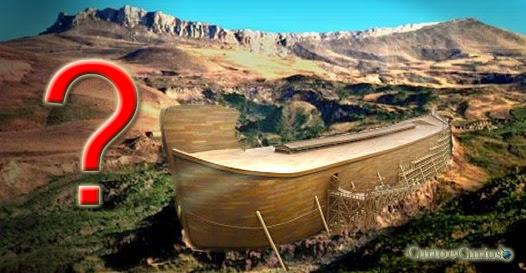Arca de Noé encontrada ?