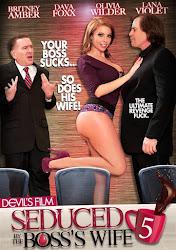 Seduced by the boss's wife 5 xXx (2015)