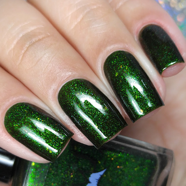 Smokey Mountain Lacquers - Fierce
