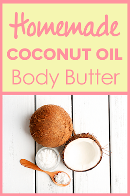 whipped coconut oil body butter recipe