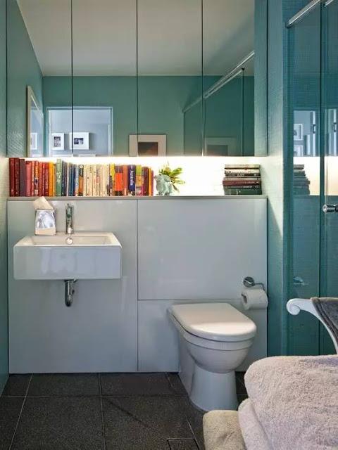guest bathroom more welcoming design