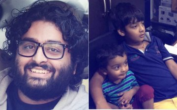 arijit-singh-kids