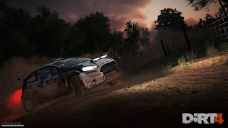 DiRT 4 Nintendo Wallpaper