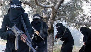 ISIS Brides Are Being Gifted Suicide Belts And Machine Guns In Their Wedding Dowries