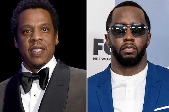 Jay-Z and Diddy Land in Top 10 of Forbes' 2018 Wealthiest Celebrities List