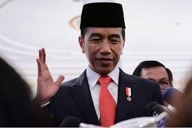Jokowi Lantik Gubernur Terpilih Besok di Istana