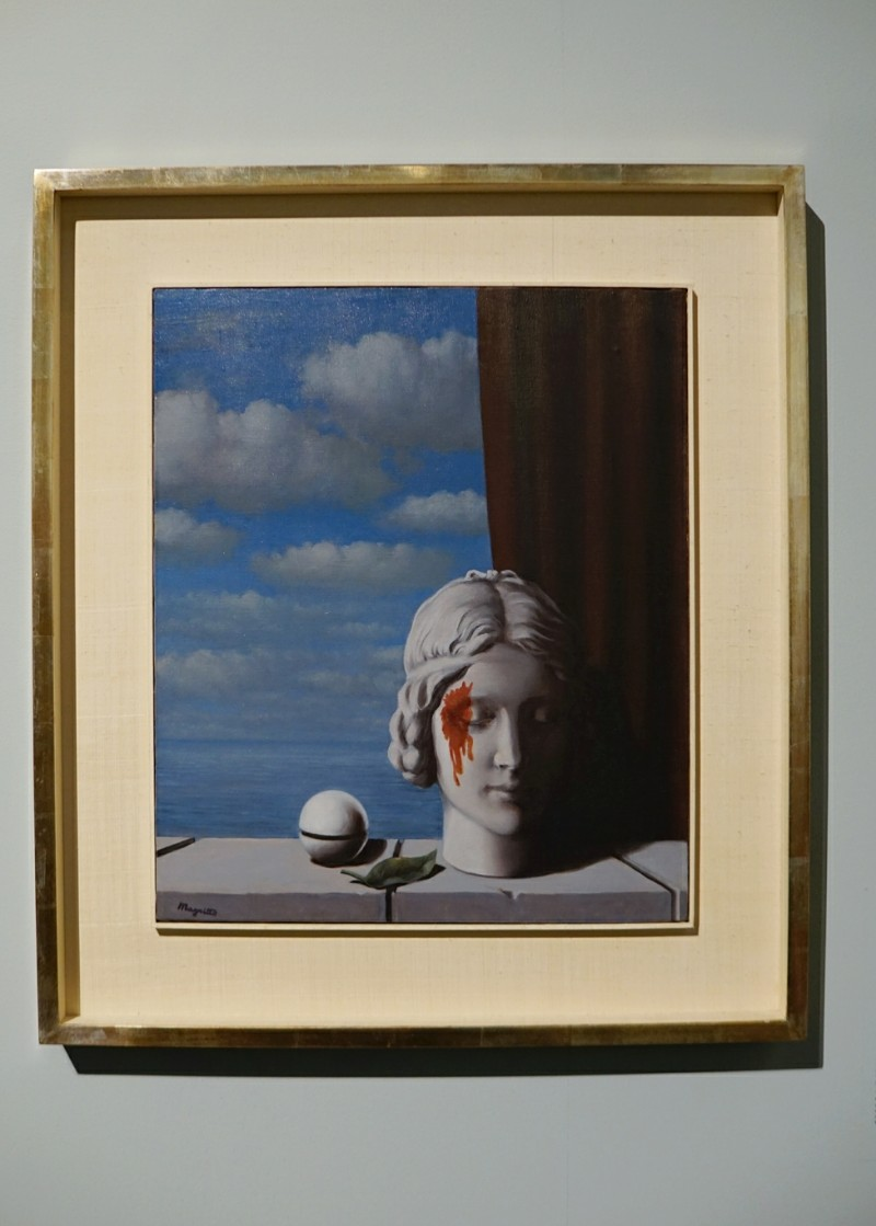 Amos_rex, magritte, taide