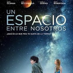 Poster The Space Between Us 2017