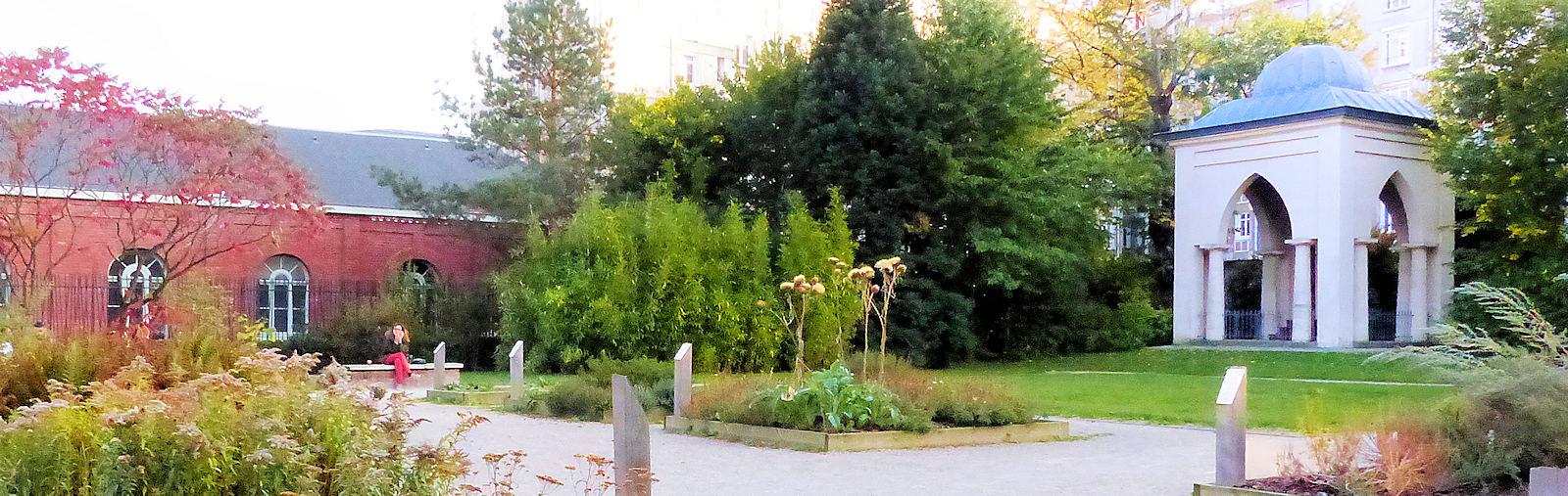Jardin et Calvaire de l'Hospice d'Havré de Tourcoing