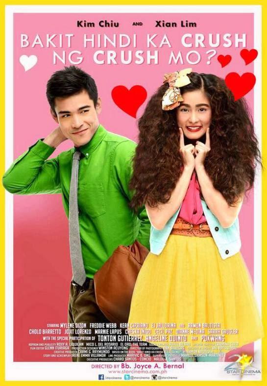 Bakit hindi ka crush ng crush mo box office gross 1st 5 days kim chiu xian lim movie opens - Box office mojo philippines ...