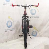 24 aviator mtb sepeda gunung remaja