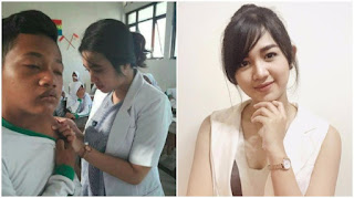 Dokter Cantik Yang Kini Sedang Viral Di Media Sosial