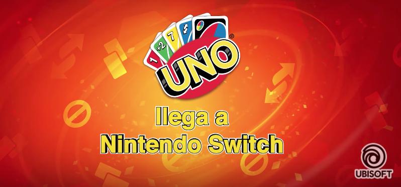 Uno ya disponible en Nintendo Switch