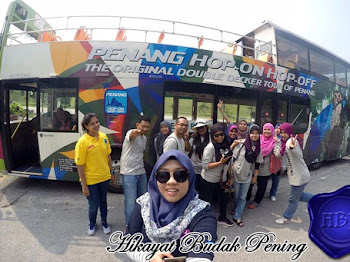 Review | Fam Trip Fun Ride with Penang Hop-On Hop-Off by Blogger Utara