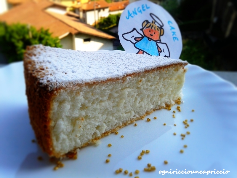 angel cake recipe