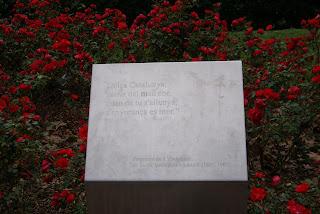 Monument  a Jacint Verdaguer (Barcelona)